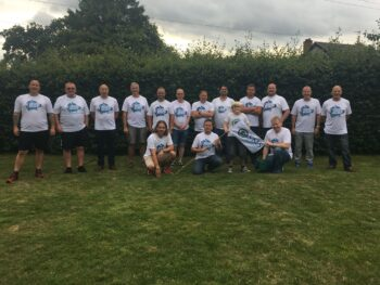 19 SMS Dads ready to take on the 3 Peaks Challenge
