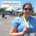 Rachel Mockford to Run Cheltenham Half Marathon