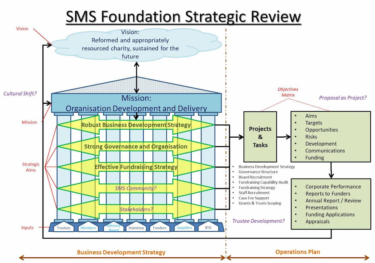 SMS Foundation Strategic Review