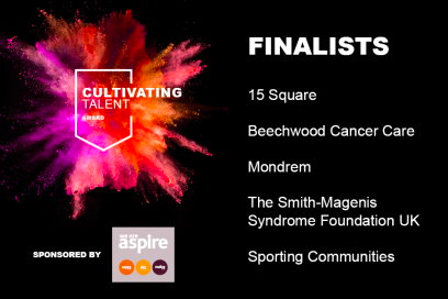 Cultivating talent finalist for breaking the mould