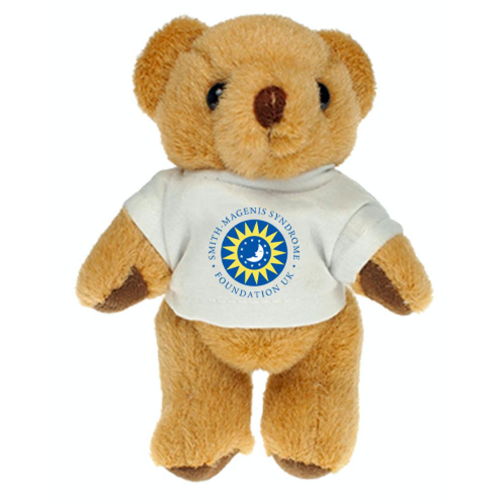 Cute SMS teddy bear