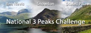 Three Peaks Challenge Fundraising image