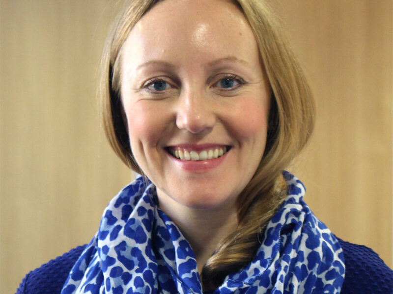 Helen Hargrave - Fundraising Manager