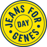 "A huge ""Thank You"" to our Jeans for Genes fundraisers"