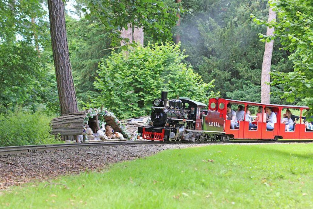 Audley End Miniature Railway