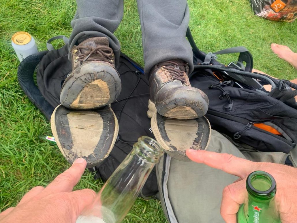 The Yorkshire Three Peaks Challenge